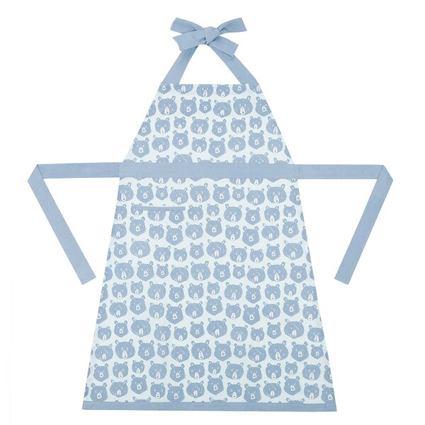 Bear Apron by Sarah Watts