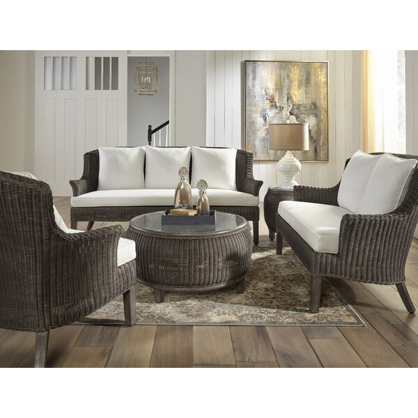 Playa Largo 5 Piece Living Room Set by Panama Jack Sunroom
