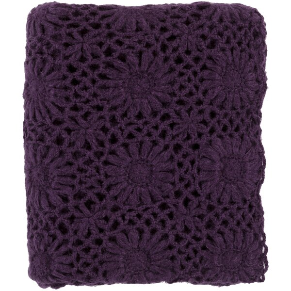 Throw Blanket by One Allium Way