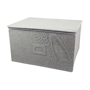 Tall Storage Chest for Stemware and Odd-Shape Plates