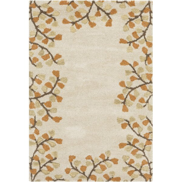 Albrightsville Ivory Area Rug by Red Barrel Studio