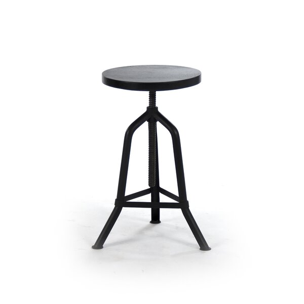 Evolution Revolving Stool by Zentique