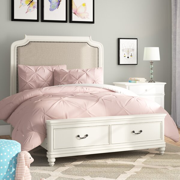 Cricklade Platform Bed with Drawer by Viv + Rae
