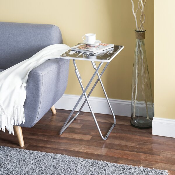 Garron End Table by Red Barrel Studio