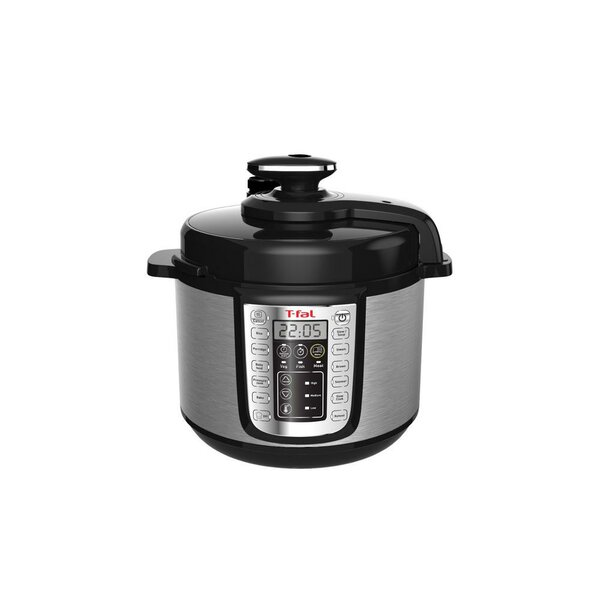 6 Qt. Electric Pressure Cooker by T-fal