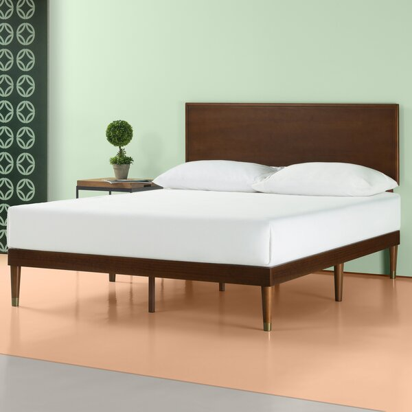 Buhr Platform Bed By George Oliver by George Oliver Cool
