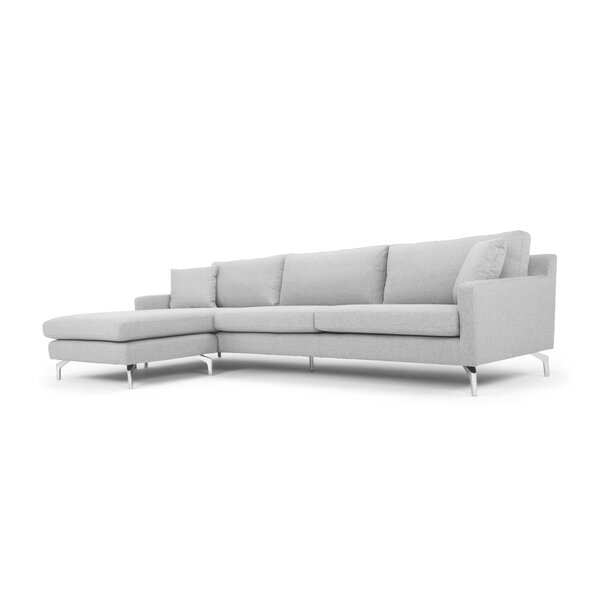 Dagmar Reversible Sectional by Nordic Upholstery