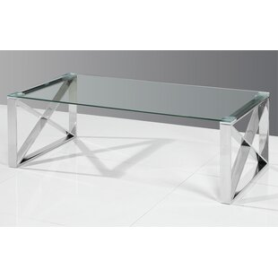 Brendon Coffee Table Orren Ellis