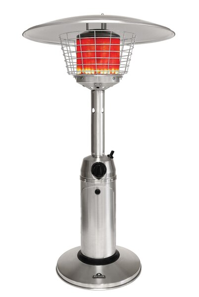 lp gas patio heater parts propane outdoor lowes mocha review napoleon lifestyle radiant tabletop reviews