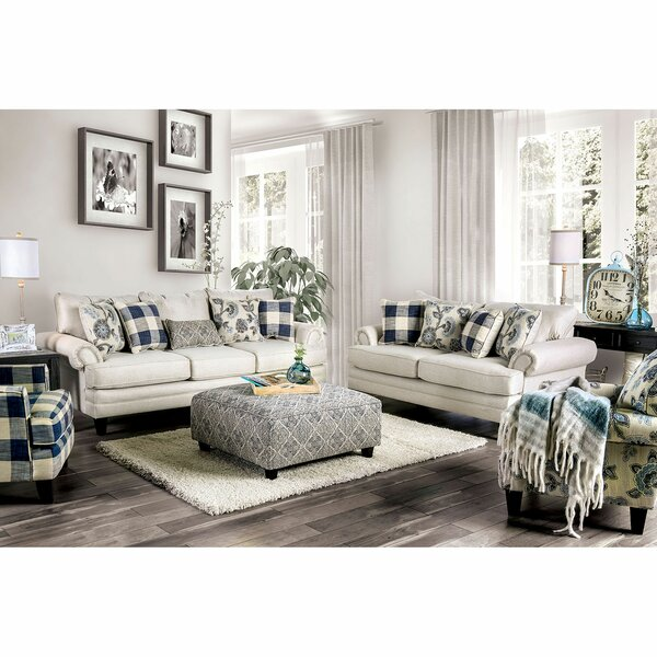 Mandalay 5 Piece Living Room Set by Canora Grey