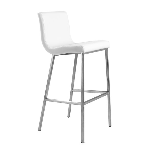 Fionn 30'' Bar Stool (Set of 2) by Orren Ellis