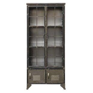 Dinapoli Metal 4 Door Accent Cabinet