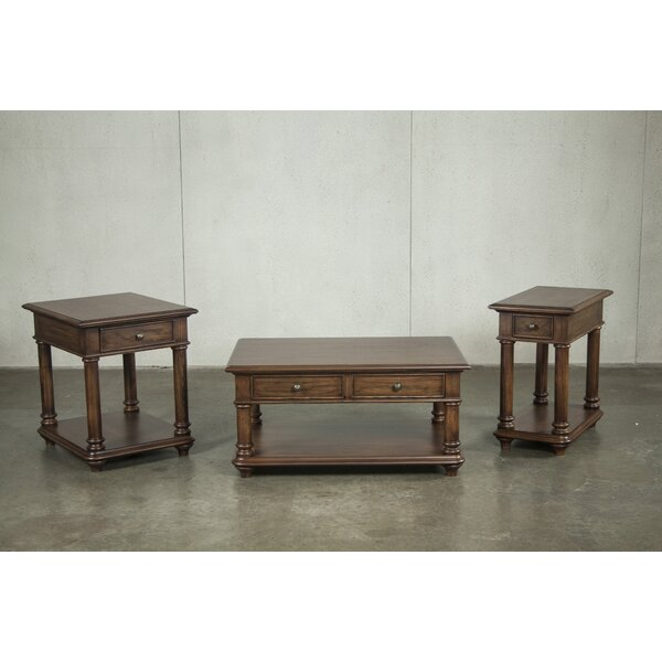 Lewistown End Table With Storage By Alcott Hill