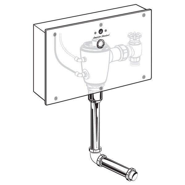 Concealed Urinal Flush Valve by American Standard