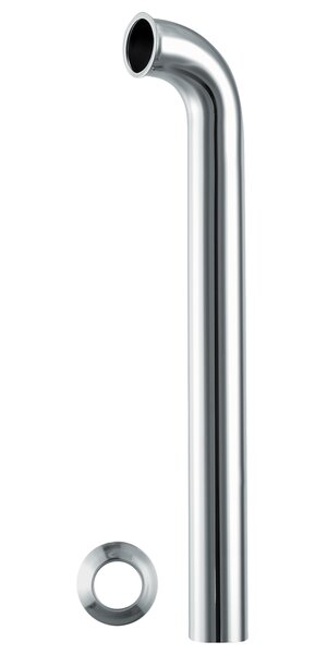 Kitchen Direct Waste Drain Tube by Plumb Craft