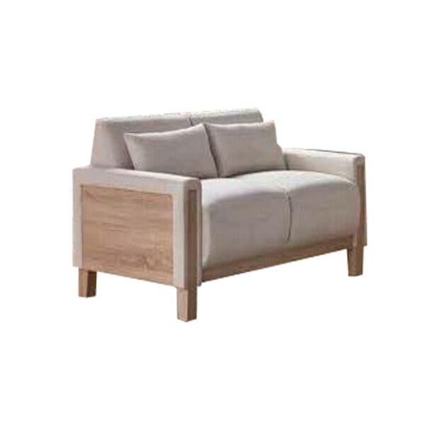 Review Eastborough 53.94'' Square Arm Loveseat