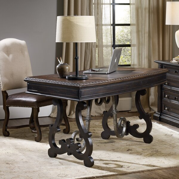Treviso Desk and Chair Set by Hooker Furniture