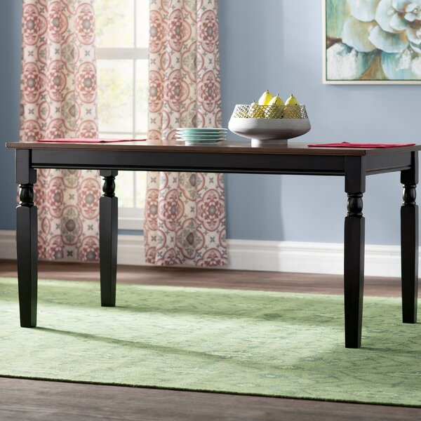 Carrol Dining Table by Winston Porter