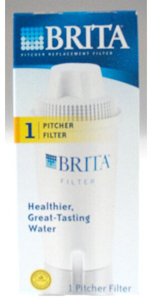 Replacement Filter By Brita.