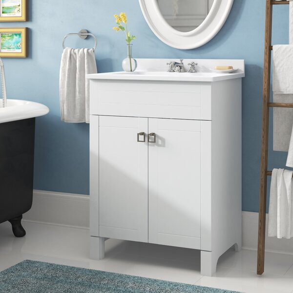 @ Applebaum 24 Single Bathroom Vanity Set by Andover Mills| #$0.00!