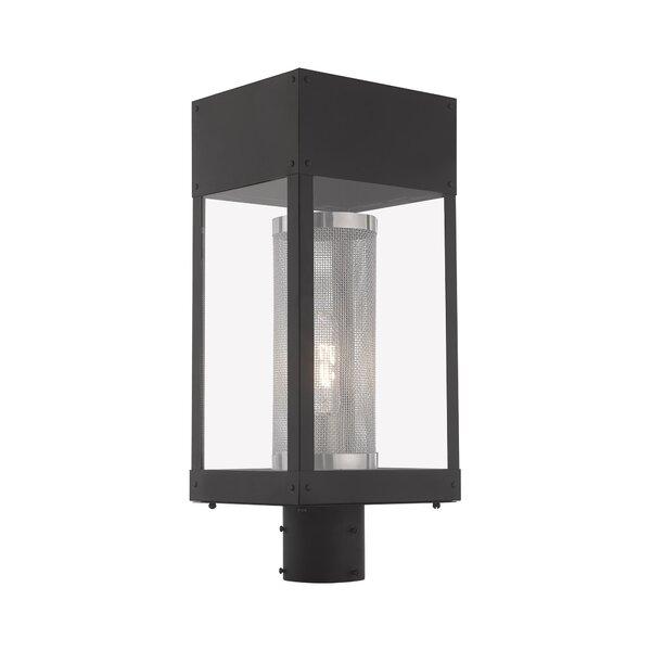 Juniata 1-Light Lantern Head by Wrought Studio