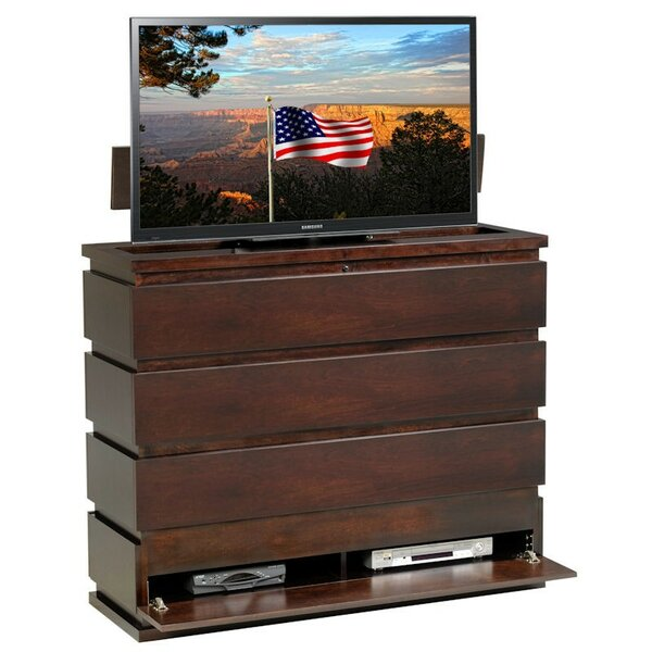 Prism 49 TV Stand by TVLIFTCABINET, Inc