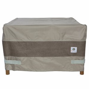 Elegant Fire Pit Cover by Duck Covers