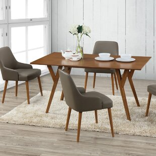 Buckleton Modern 5 Piece Dining Set By George Oliver