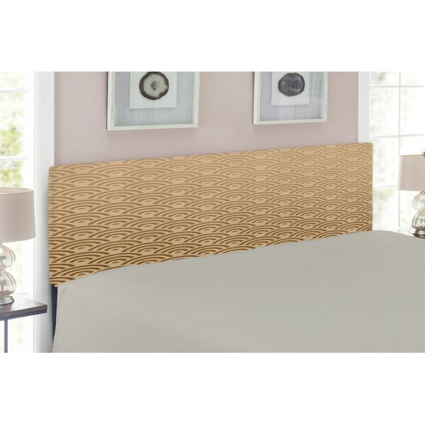 Queen Upholstered Panel Headboard by East Urban Home