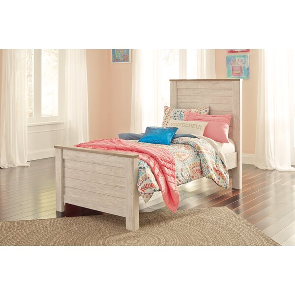 Theus Standard Bed Charlton Home W001224352