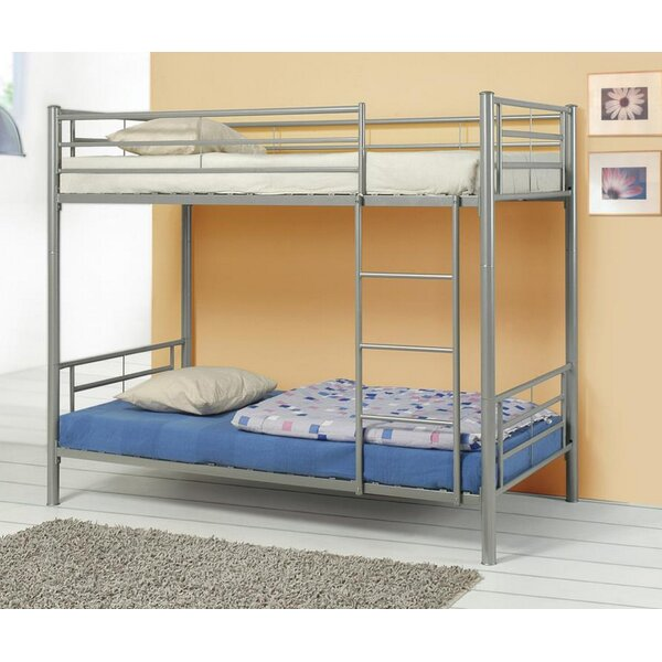Reagle Twin over Twin Bunk Bed by Harriet Bee
