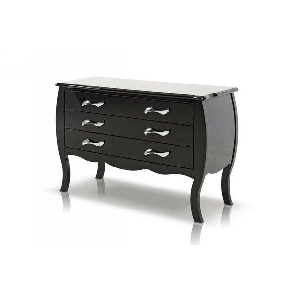 Chorley 3 Drawer Dresser by Mercer41