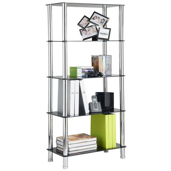 Etagere Bookcase by VonHaus