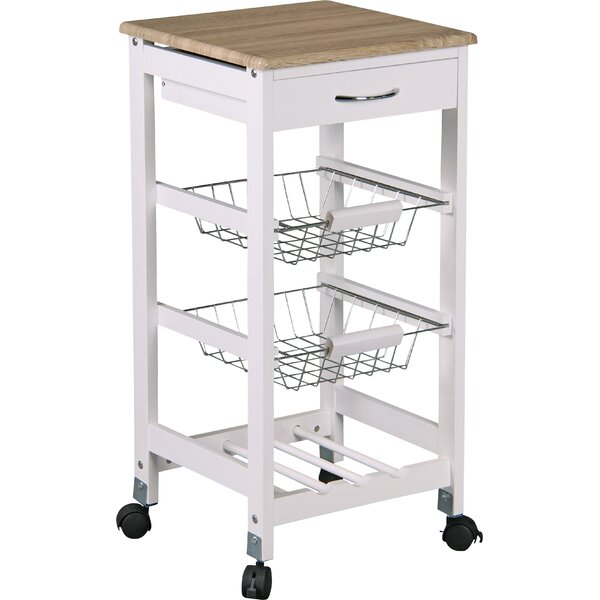 Kelly Kitchen Cart by HDS TRADING CORP