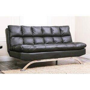 Brookeville Leather Sleeper by Orren Ellis