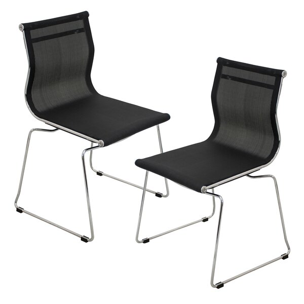 Carroll Side Chair (Set of 2) by Wade Logan