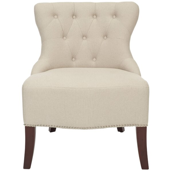 Danielburnham Slipper Chair by Alcott Hill