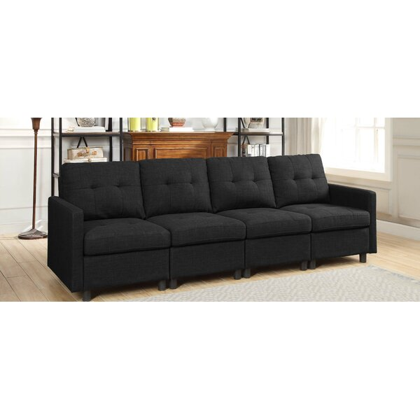 New Trendy Wetherby Modular Sofa by Ebern Designs by Ebern Designs
