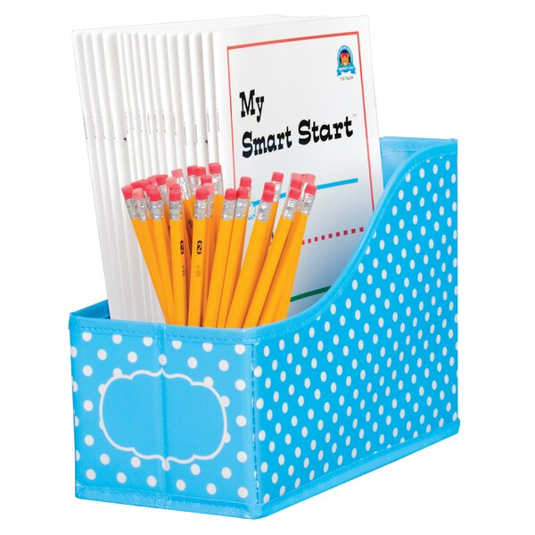 Polka Dots Book Display by Educators Resource