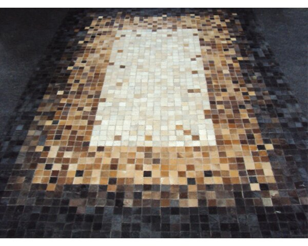 Patchwork the Brown Area Rug by Modern Rugs