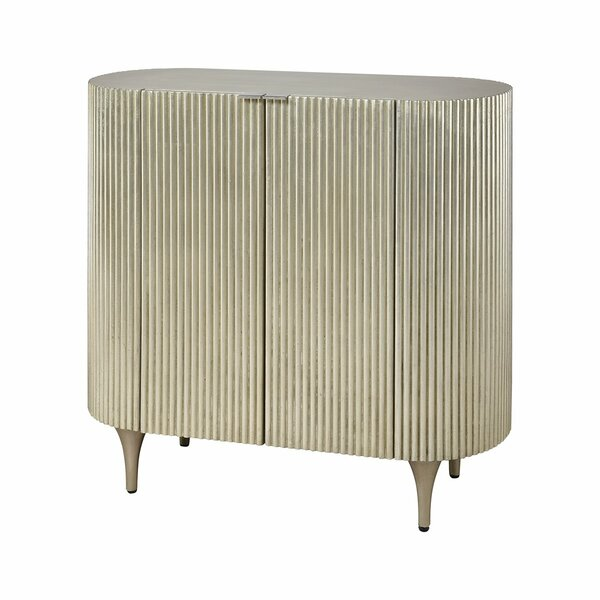 Santucci 2 Door Accent Cabinet By Everly Quinn