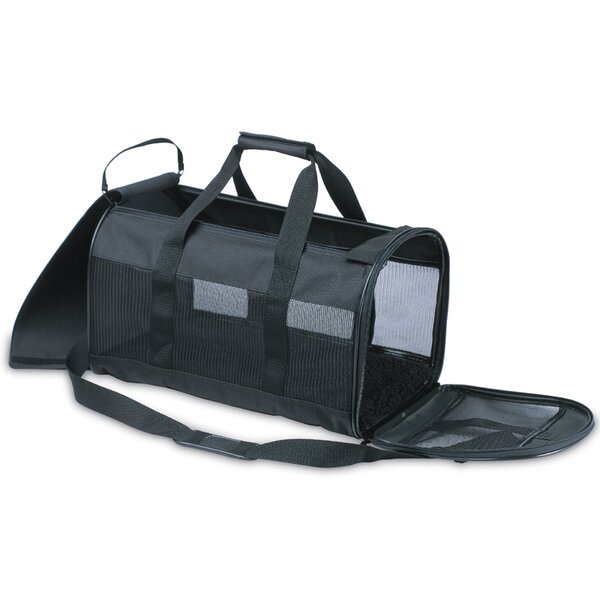 Soft Side Kennel Cab Pet Carrier By Petmate.