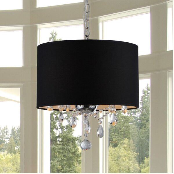 Karole 3-Light Chandelier by House of Hampton
