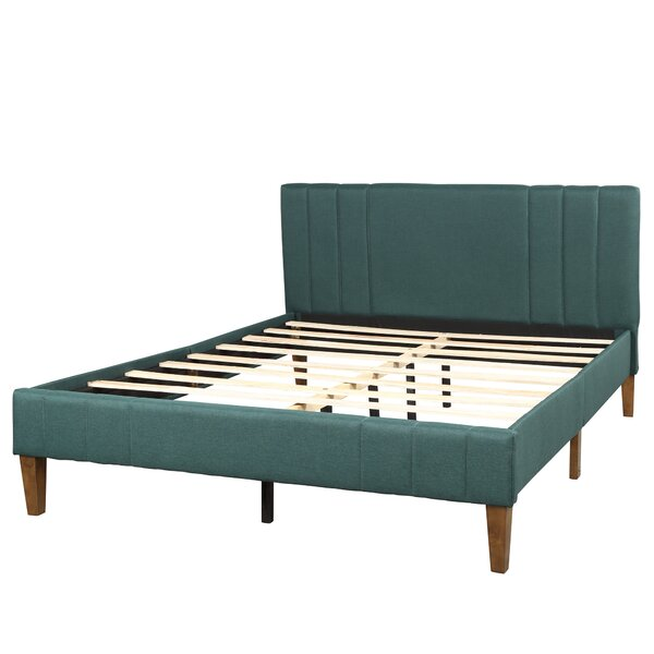 Lathbury Upholstered Standard Bed By Latitude Run by Latitude Run Sale