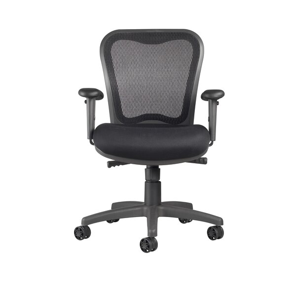LXO Mid-Back Mesh Desk Chair by Nightingale Chairs