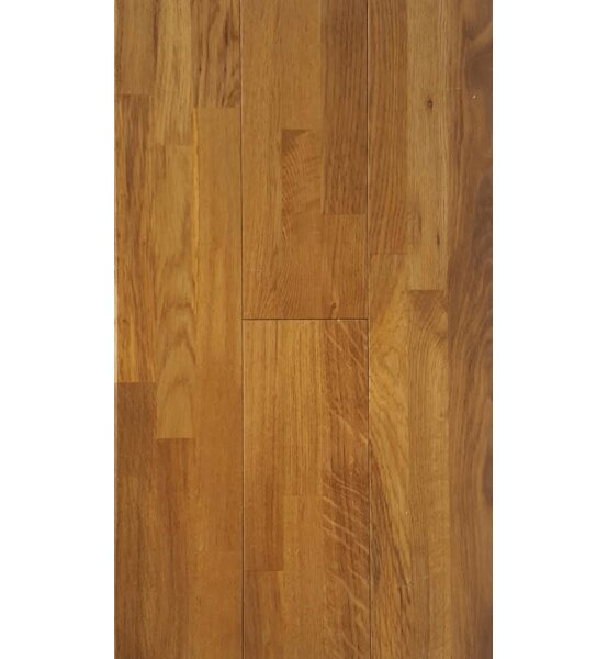5 Solid Wood Oak Hardwood Flooring in Tawny by Yulf Design & Flooring