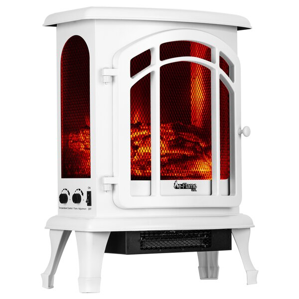 Portable Electric Fireplace By E-Flame USA
