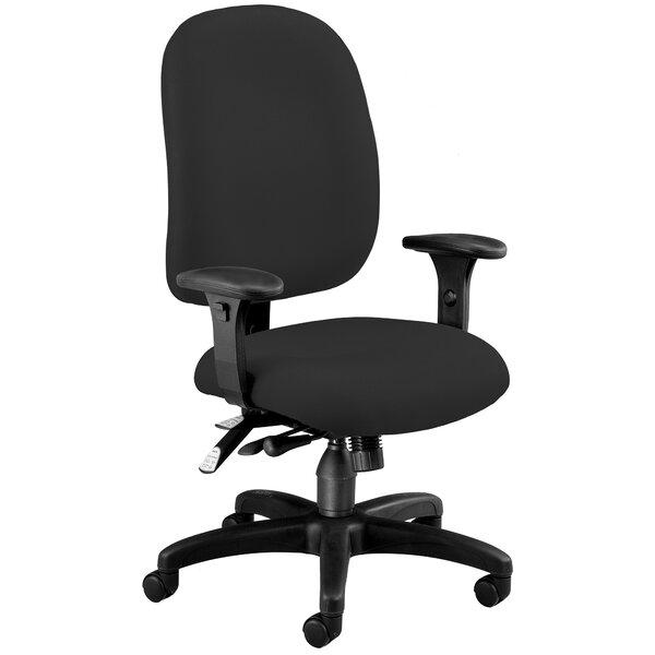 Ergonomic High-Back Desk Chair by OFM