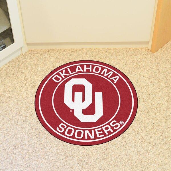 NCAA University of Oklahoma Roundel Mat by FANMATS