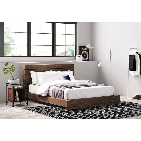 Petra Platform Bed by Trent Austin Design